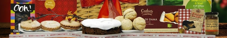 Christmas Hampers Under €125