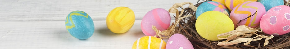 Easter gift baskets spring gift ideas with next day delivery easter gift basket negle Images