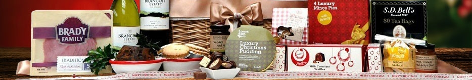 Christmas Hampers €125 - €299