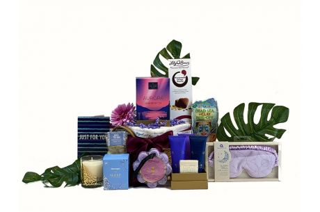 Alternative Therapies For Her Gift Basket