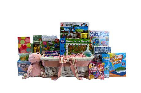 Brilliant Girl Gift Basket Age 5-7