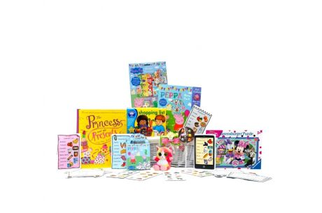 Busy Bee Gift For Girls Age 3-4