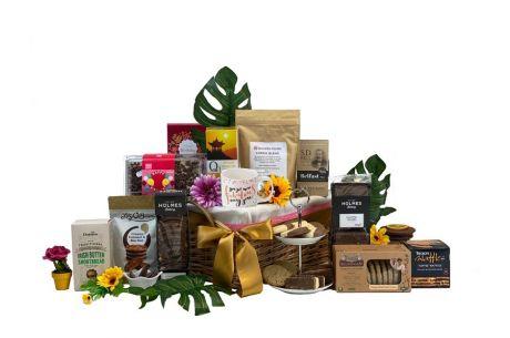 The Connoisseur Birthday Gift Basket
