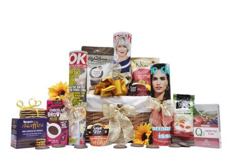 Deserving Treats Gift Basket