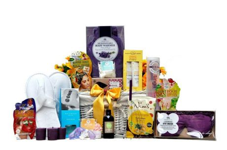 Detoxify For Her Gift Basket