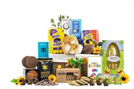 Easter Eggstravagance Family Basket