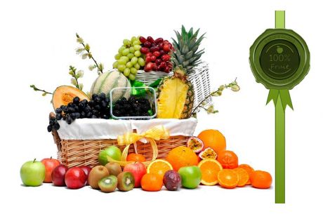 Good Energy Fruit Basket