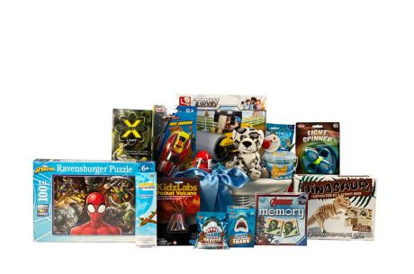 Excellent Toys For Boys Gift Basket Age 6-8