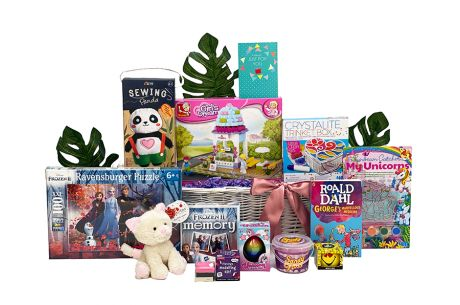 Excellent Toys for Girls Gift Basket Age 6-8