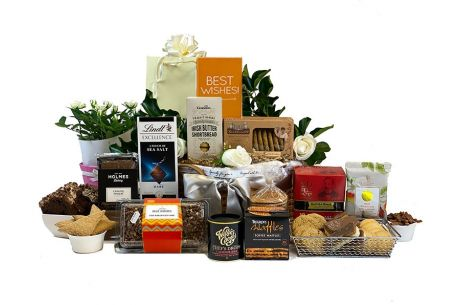 Flowers & Coffee Hamper