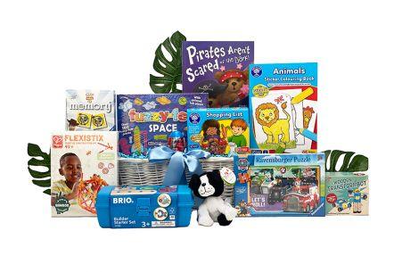Happy Days Boy Gift Basket Age 3-4
