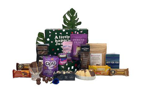 Winter Indigo Gift Box