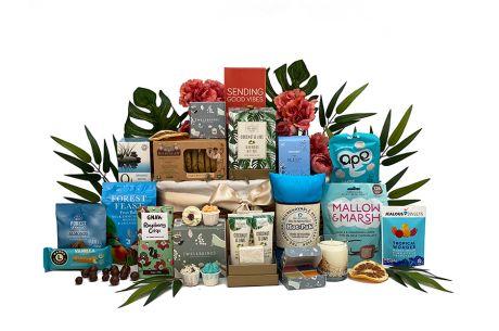 Get Well Stressless Basket Gifts