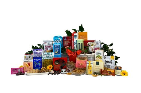 Healthy Feast Gift Basket
