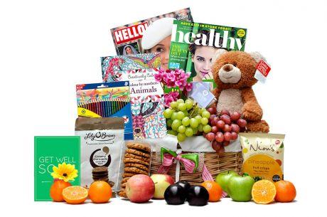 Heavenly Health Gift Basket
