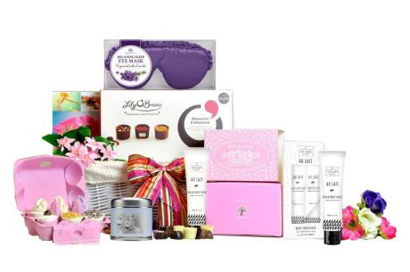 Heavenly Pamper Gift Basket