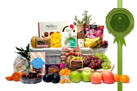 High Energy Fruit Basket
