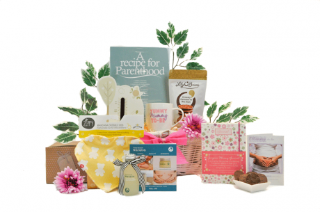 Ideal Baby Shower Gift Basket