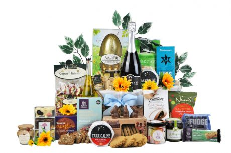 Easter Lions Piccadilly Gift Basket