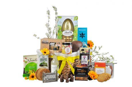 Easter Lions Victoria Gift Basket