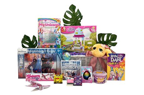 Must Have Toys For Girls Gift Basket Age 6-8