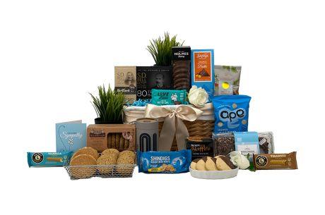 sincerest sympathy gift basket
