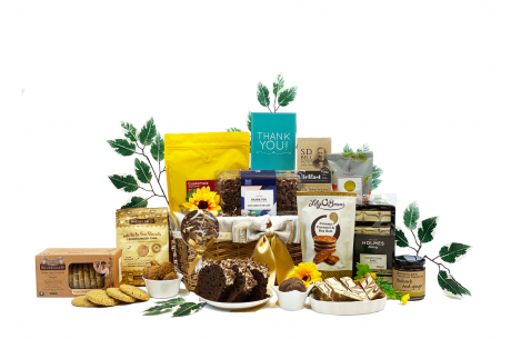 Thank You Connoisseur Gift Basket