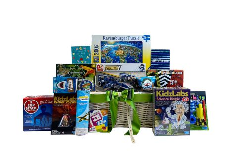 Top Gift Basket For Boys Age 8+