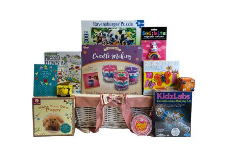 Top Gift Basket For Girls Age 8+