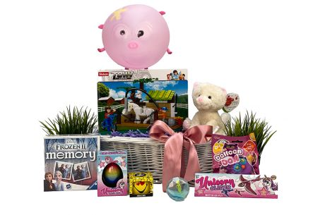 Toys For Girls Gift Basket Age 6-8