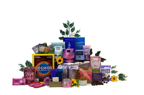 General Knowledge Hobby Gift Basket