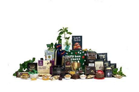 Christmas Midnight Gift Box