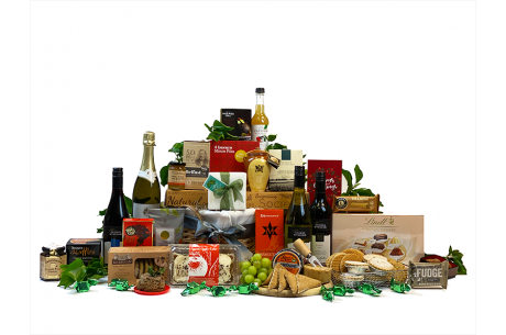 Christmas Traditional Wine Feast Hamper
