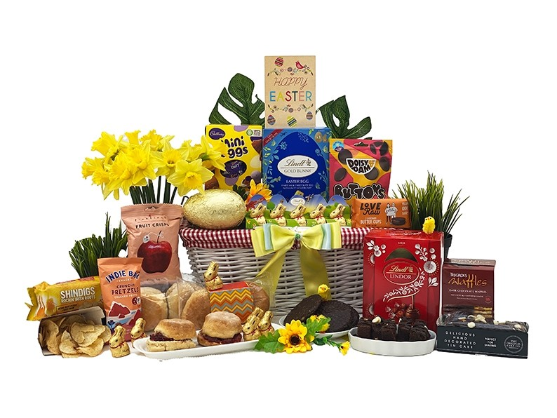Easter Hampers For All The Family